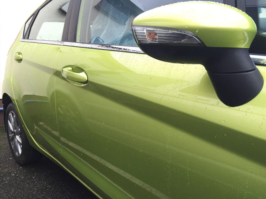 Car Paint Repair Cornwall
